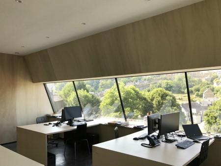 agence d architecture lannion qsb ing nierie structures bois lannion. Black Bedroom Furniture Sets. Home Design Ideas