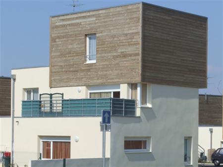 20 logements lanester qsb ing nierie structures bois lannion. Black Bedroom Furniture Sets. Home Design Ideas