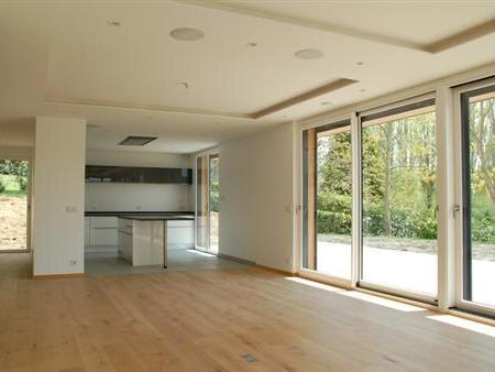 maison d habitation lisieux qsb ing nierie structures bois lannion. Black Bedroom Furniture Sets. Home Design Ideas